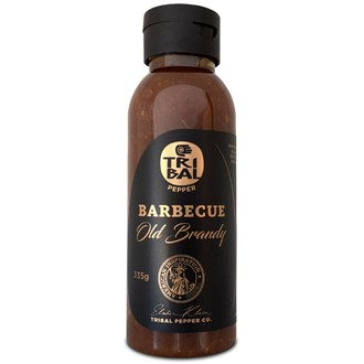 Barbecue Old Brandy 335g