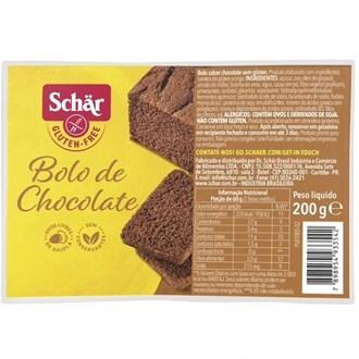 Bolo de Chocolate Schär