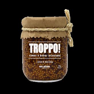 Caviar de Mostarda 210g