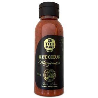 Ketchup com Manjericão 337g